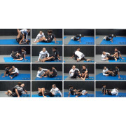 Leg Lock Anthology 50/50 8 volume by Lachlan Giles