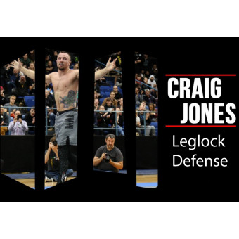 Leglock Defense-Craig Jones