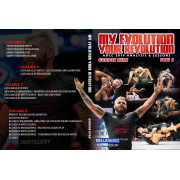 My Evolution Your Revolution ADCC 2019 Analysis and Lessons 8 Volumes by Gordon Ryan
