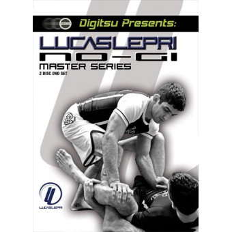 No Gi Master Series 2 DVD Set by Lucas Lepri