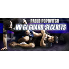 Nogi Guard Secrets-Pablo Popovitch 4 DVD set