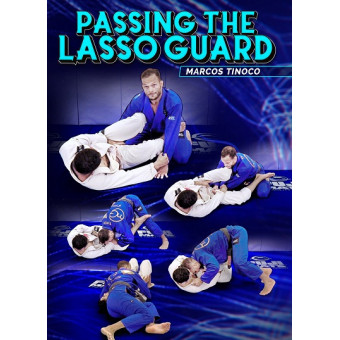 Passing The Lasso Guard by Marcos Tinoco