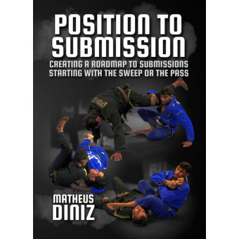 Position To Submission 4 DVD Set-Matheus Diniz