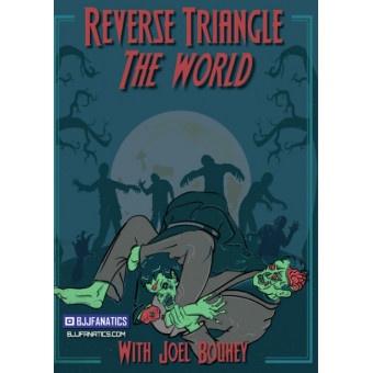 Reverse Triangle The World-Joel Bouhey