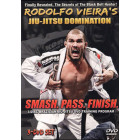 Rodolfo Vieira Jiu-Jitsu Domination 3 DVD Set-Smash Pass Finish