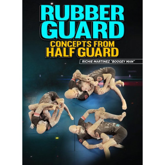 Rubber Guard: Concepts From Half Guard by Richie Martinez