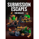 Submission Escapes 3 DVD Set-Tom Deblass