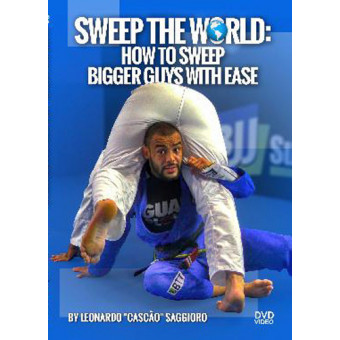 Sweep The World-How To Sweep Bigger Guys With Ease-Leonardo Cascao Saggioro