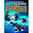 Systematically Attacking From Open Guard Seated Position by Gordon Ryan 8 Volume