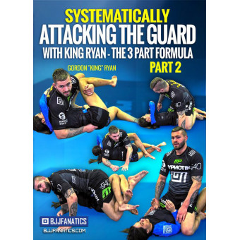 Systematically Attacking the Guard Part 2-Gordon Ryan