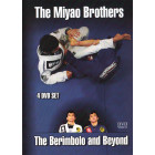 The Berimbolo and Beyond 4 DVD Set-the Miyao Brothers