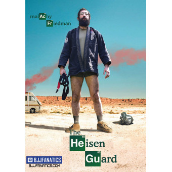 The Heisen Guard by Malachy Friedman
