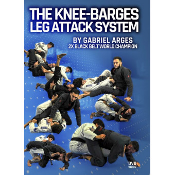 The Knee Barges and Leg Attack System-Gabriel Arges