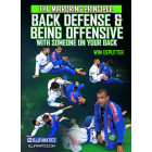 The Mirroring Principle Back Defense and Being Offensive with Someone on Your Back by Wim Deputter