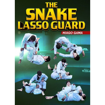 The Snake Lasso Guard by Hiago Gama