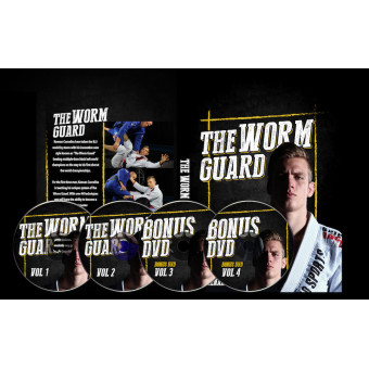 The Worm Guard-Keenan Cornelius 4 DVD Set