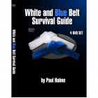 White and Blue Belt Belt Survival Guide-Paul Halme