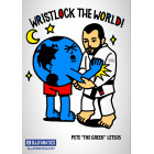 WristLock The World by Pete The Greek Letsos