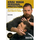 Krav Maga Personal Protection-The Israeli Method of Close Quarters Fighting Combat-Alain Cohen