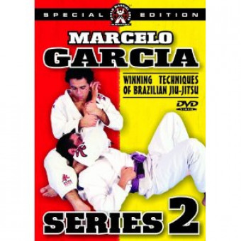 Marcelo Garcia Series 2-Winning Techniques of Brazilian Jiu-Jitsu