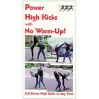 Power High Kicks With No Warm Up-Mac Mierzejewski