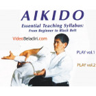 Aikido Essential Teaching Syllabus from Beginner to Blackbelt-Minoru Kanetsuka