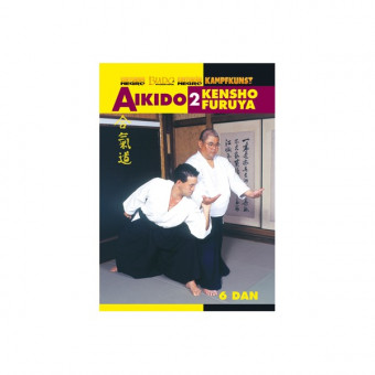 Art of Aikido DVD 2-Kensho Furuya