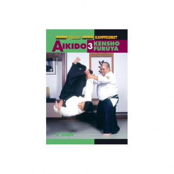 Art of Aikido DVD 3-Kensho Furuya