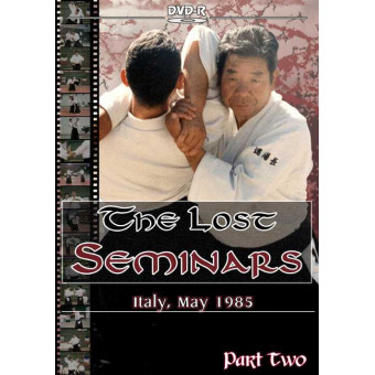 The Lost Seminars Part 2-Morihiro Saito
