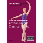 Royal Academy of Dance-Advanced One Classical Ballet-DVD Panduan Belajar Balet