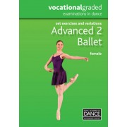 Royal Academy of Dance-RAD Advanced 2 Ballet-DVD Panduan Belajar Balet