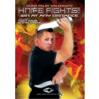 Felix Valencia Ultimate Knife Fighting Series Titles