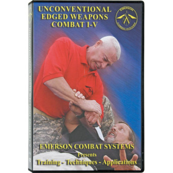 Unconventional Edged Weapons Combat-Emerson Combat Systems