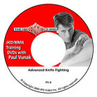 Advanced Knife Fighting-Paul Vunak