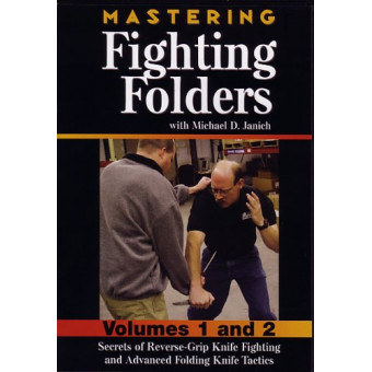 Mastering Fighting Folders-Michael Janich