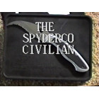 The Spyderco Civillian-James A. Keating