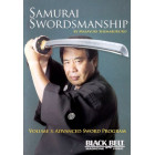 Samurai Swordmanship Vol. 3: Advanced Sword Program-Masayuki Shimabukuro