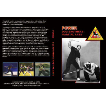 Power-Dog Brothers Martial Arts