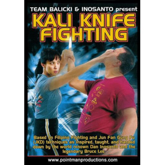 Kali Knife Fighting-Ron Balicki and Diana Lee Inosanto