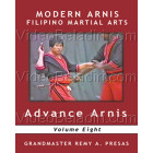 Modern Arnis Filipino Martial Arts-Advance Arnis-Remy Presas