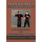 Modern Arnis Filipino Martial Arts-Advance Figure-8 and Advance Banda Y Banda-Remy Presas