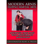 Modern Arnis Filipino Martial Arts-Advance Palis Palis With Multi-Impact Applications-Remy Presas