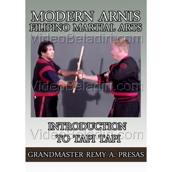 Modern Arnis Filipino Martial Arts-Introduction To Tapi Tapi-Remy Presas