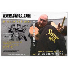 Sayoc Fighting Systems-Stick Grappling-Thomas Kier