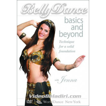 Belly Dance Basics and Beyond-Jenna