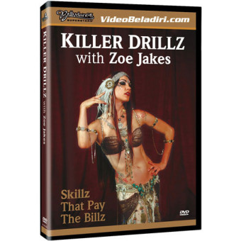 Belly Dance Superstars Killer Drillz With Zoe Jakes