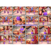 Discover Bellydance: Basic Dance-Veena and Neena