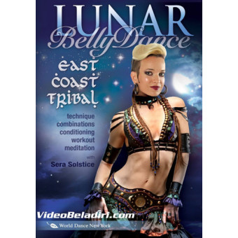 Lunar Belly Dance-East Coast Tribal-Sera Solstice