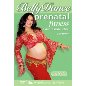 Prenatal Bellydance with Naia-Traditional Belly Dance in preparation for childbirth