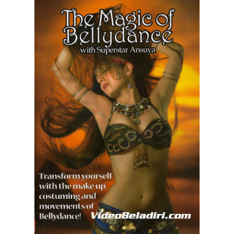 The Magic of Bellydance with Superstar Ansuya